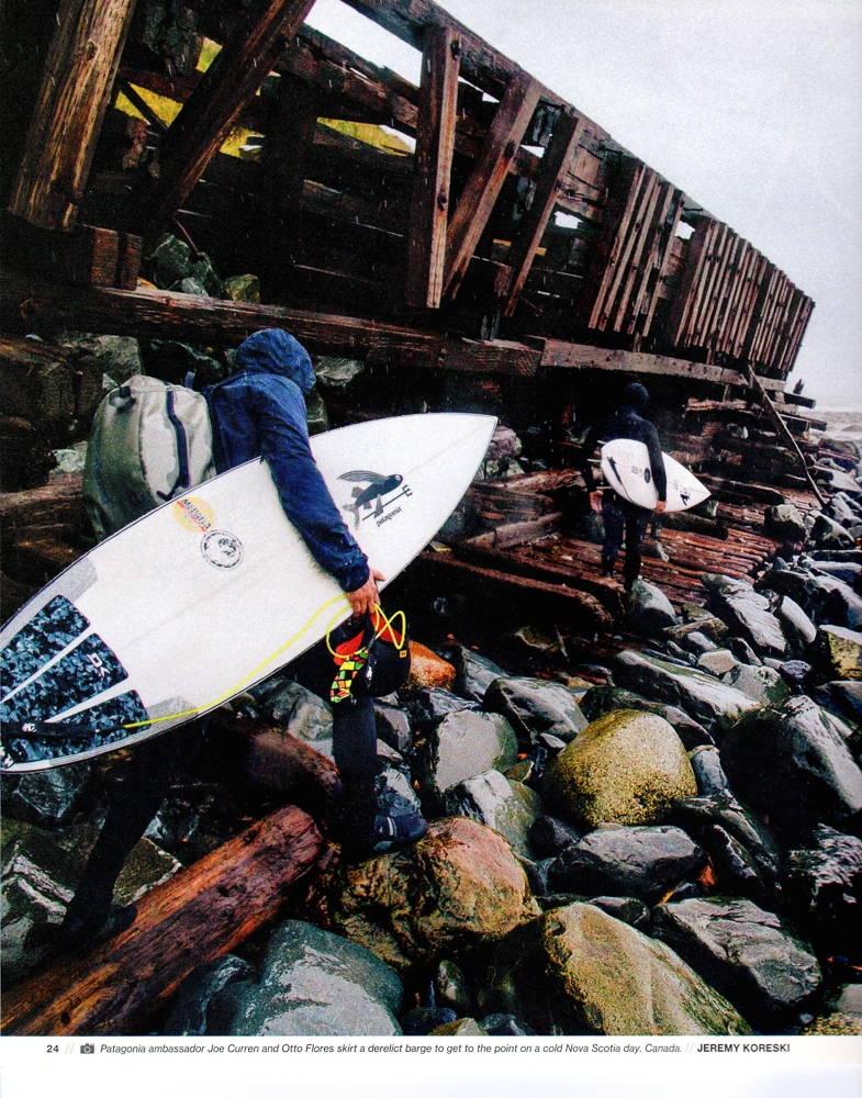 Patagonia Surf Catalog 2013, p.24