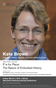 Kate Brown poster
