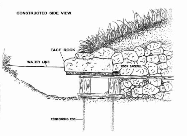 lunkerLUNKER structure, Vernon County Land & Water Conservation Department.