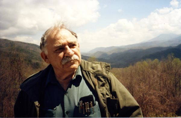 Murray Bookchin. Photo by By Luisa Michel, via Wikimedia commons.