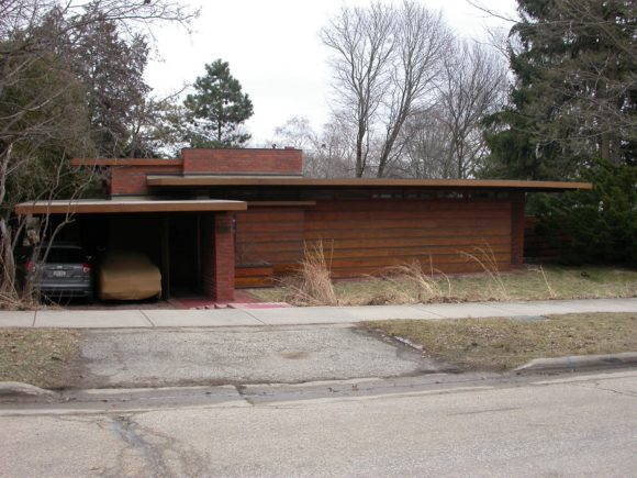 Frank Lloyd Wright Modern Carport : Rethinking frank lloyd wright in the st century edge