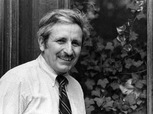 Hugh Iltis, Professor Emeritus of Botany at the University of Wisconsin-Madison, 1984. Photo by Glenn Trudell.