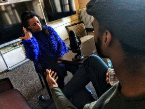 Dantrell Cotton interviews Carolyn Finney on the Edge Effects podcast.