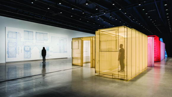 transparent walls: the work of do ho suh - edge effects