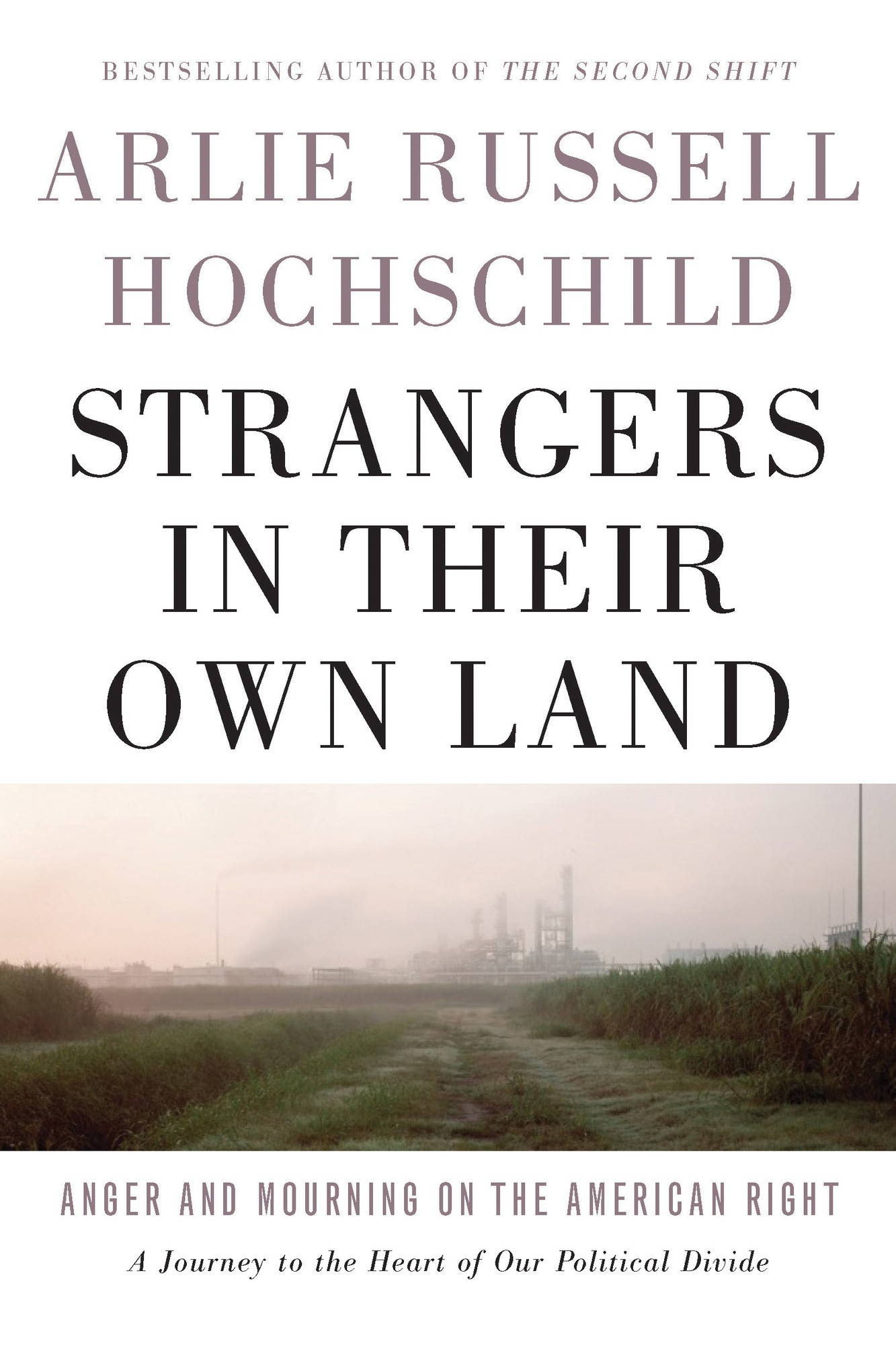 Strangers in Their Own Land, by Arlie Russell Hochschild.