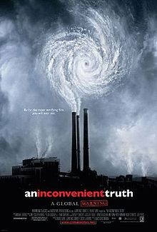 Film poster for An Inconvenient Truth (2006)