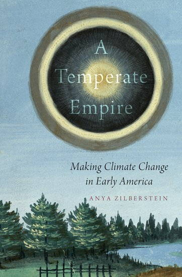 Faculty favorites: book cover for A Temperate Empire
